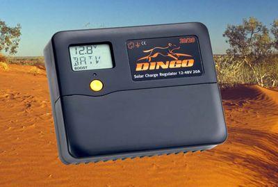 Plasmatronics Dingo 20 20 Solar Regulator Agm Deep Cycle
